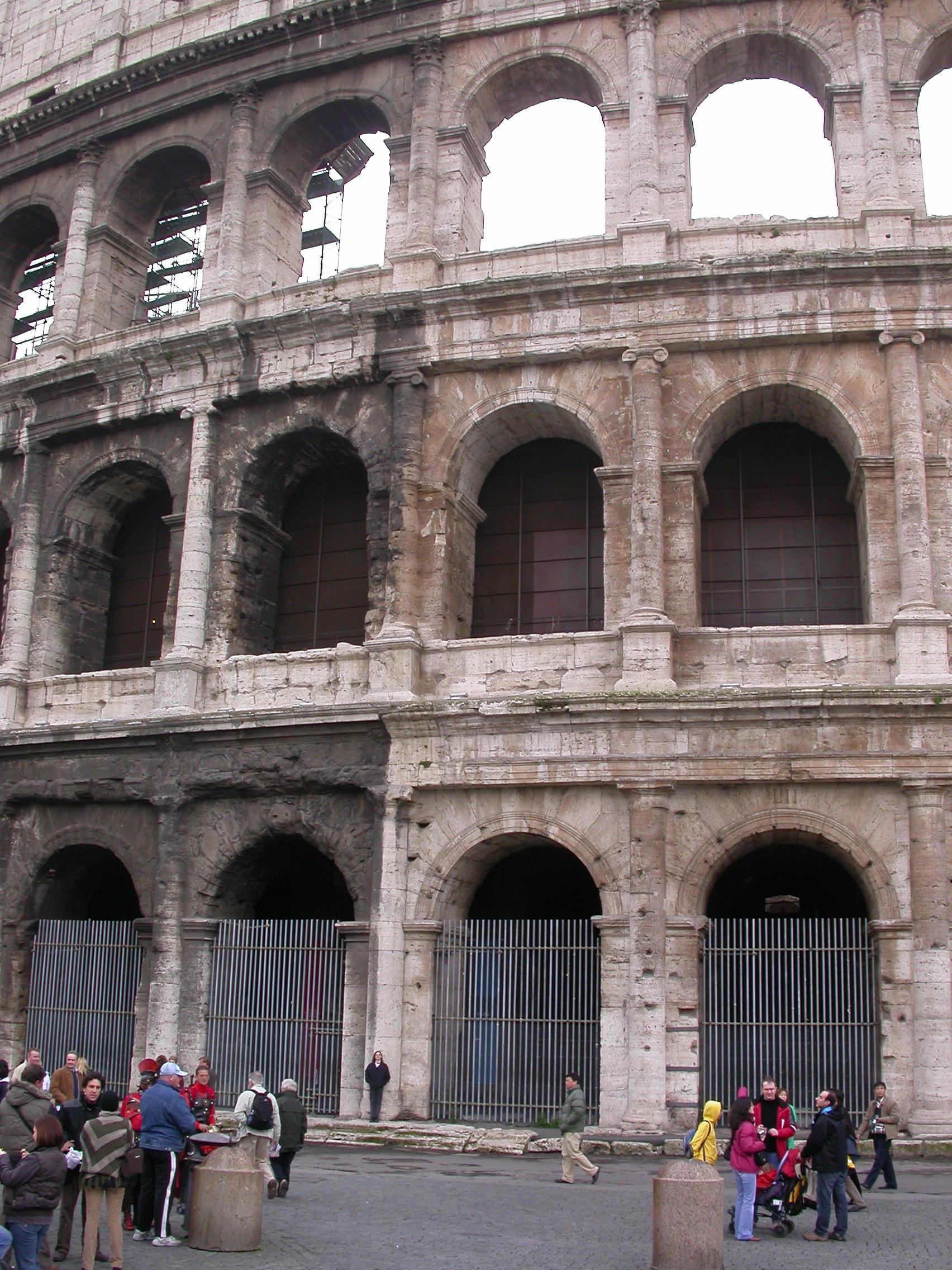Roman Colosseum 2006