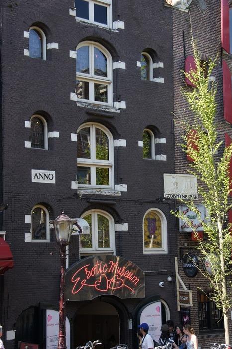 Erotic vaction in amsterdam